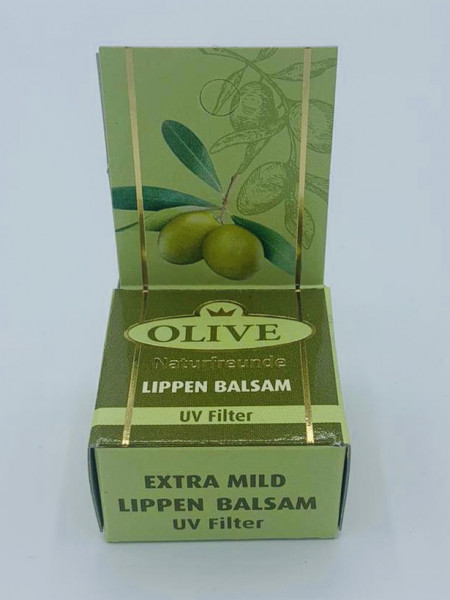 Naturfreunde LIPPENBALSAM Olive