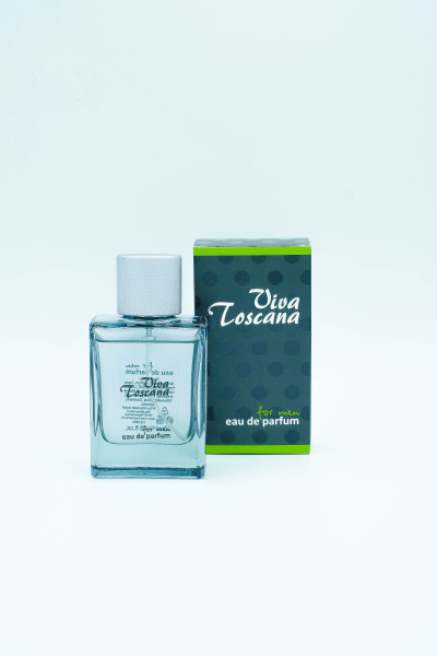VIVA TOSCANA Premium Eau de Parfum for men 50ml