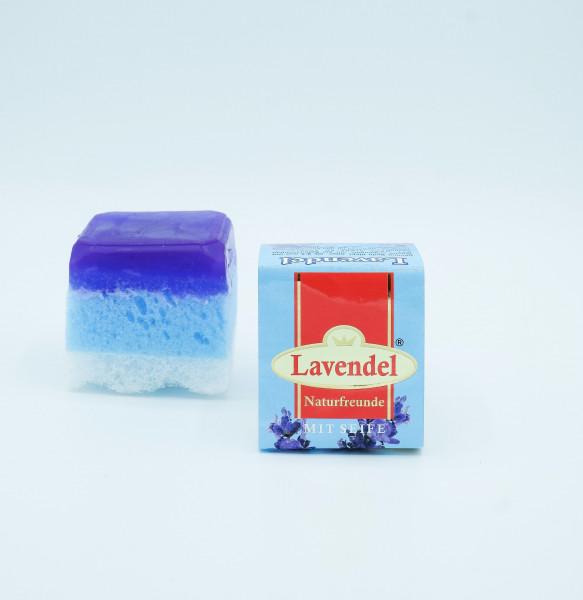 Naturfreunde PEELING SEIFE LAVENDEL - 65 g