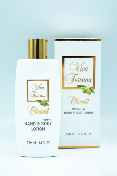 *NEU VIVA TOSCANA Premium Hand & Body Lotion - 250 ml