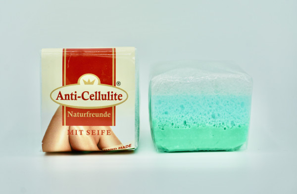 Naturfreunde PEELING SEIFE ANTI CELLULITE - 65 g