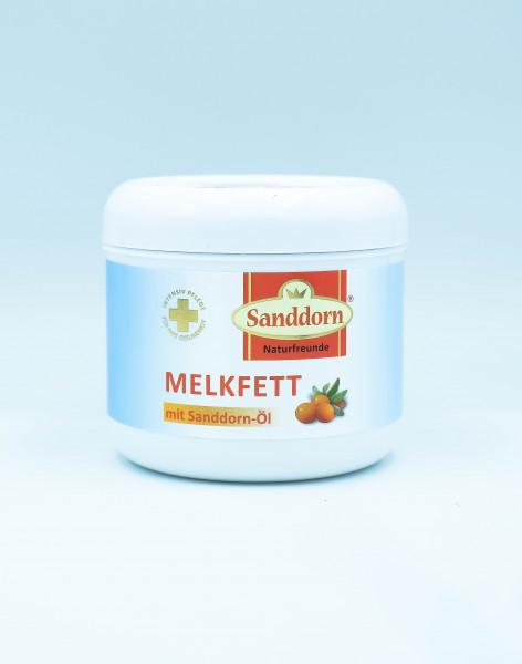 Naturfreunde MELKFETT mit Sanddornöl - 250ml