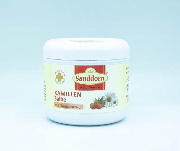 Sanddorn Naturfreunde KAMILLE mit Sanddorn-Öl - 250 ml