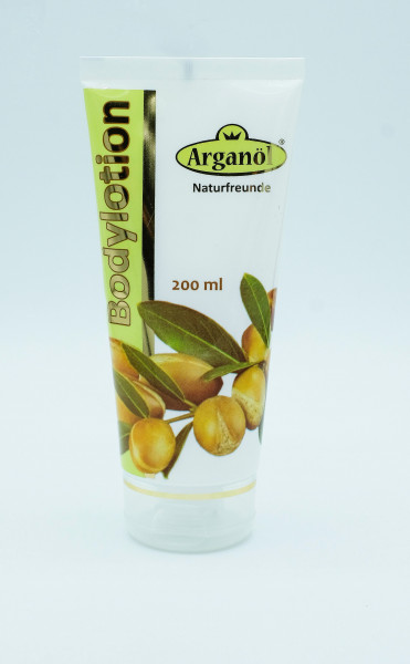 Bodylotion mit Arganöl - 200 ml