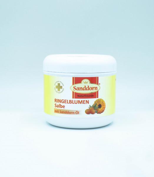 Sanddorn Naturfreunde RINGELBLUME mit Sanddorn-Öl - 250 ml