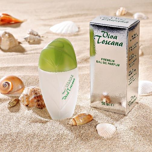 *NEU VIVA TOSCANA Premium Eau de Parfum - 50 ml