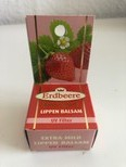 Naturfreunde LIPPENBALSAM Erdbeere