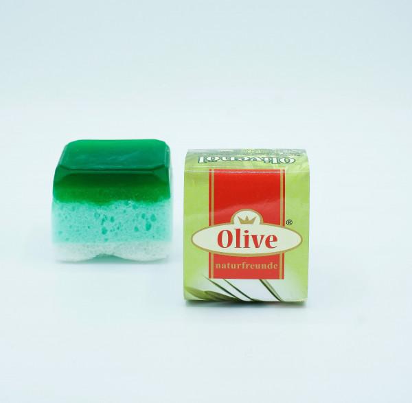 Naturfreunde PEELING SEIFE OLIVEN-Öl - 65 g