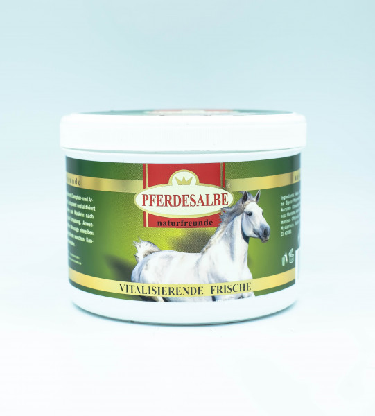 Naturfreunde PFERDESALBE - 500ml