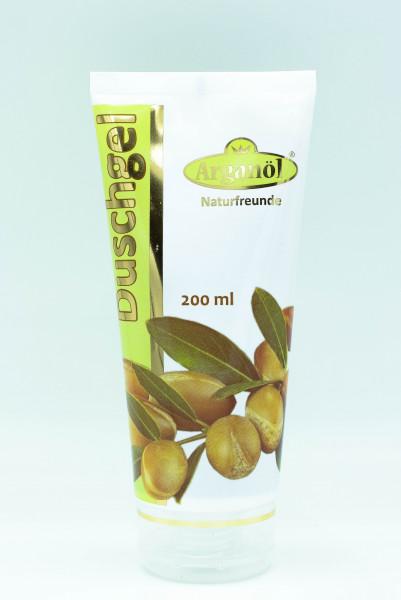 Duschgel mit Arganöl - 200 ml